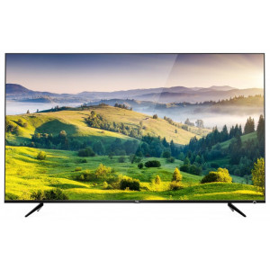 Телевизор TCL L43P6US 4K UltraHD SMART Черный Сверхтонкий в Солнечным фото