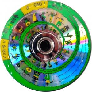 Диск DVD-R KAKTUZ 4.7Gb 16x в Солнечным фото